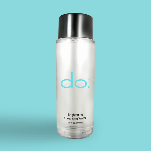 do. Brightening Cleansing Water