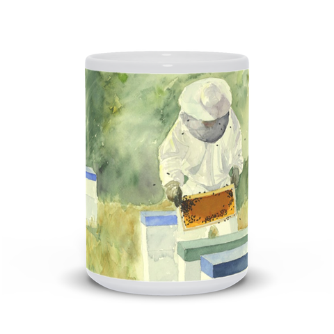 """Meadow Apiary"" Mug"