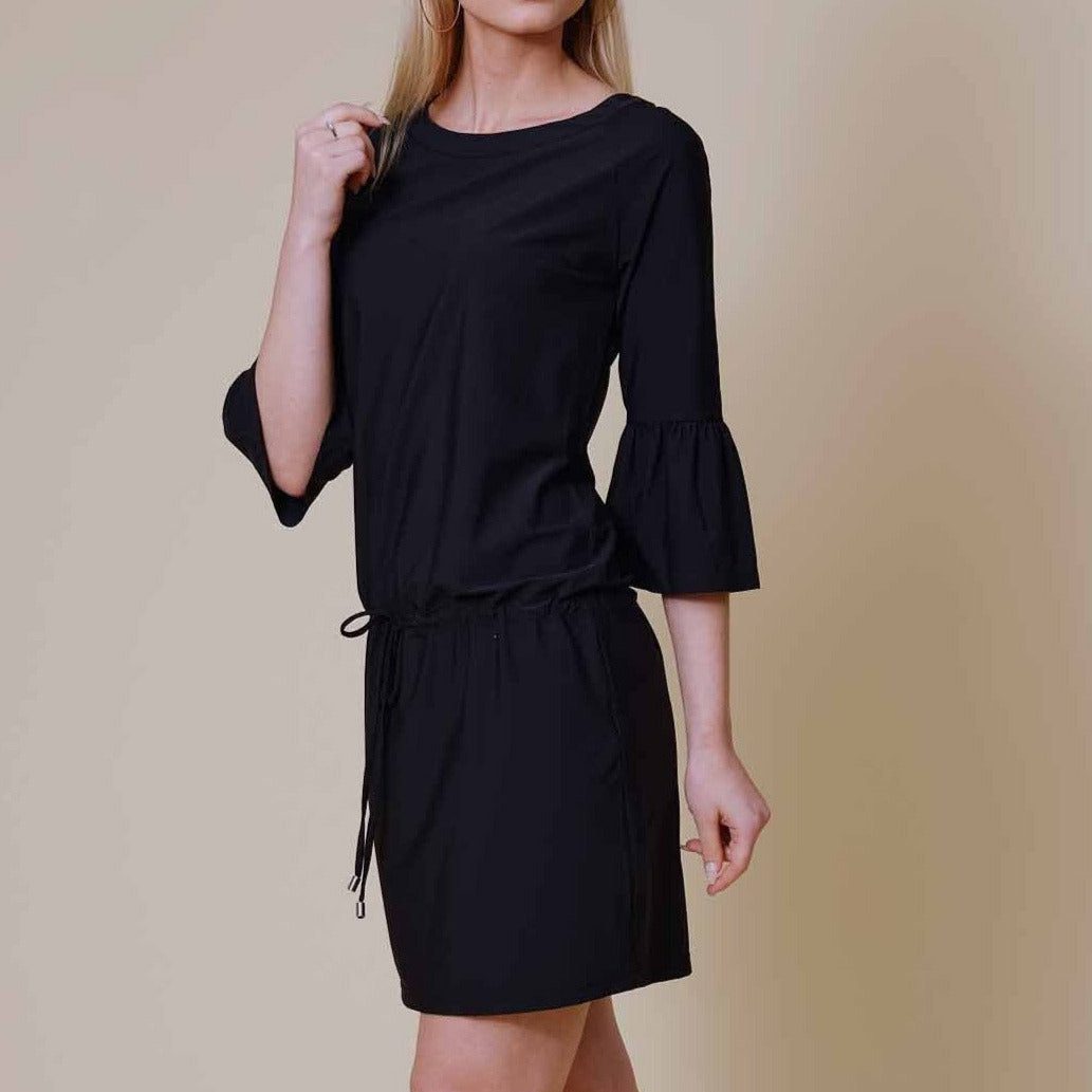 Capri UV dress black