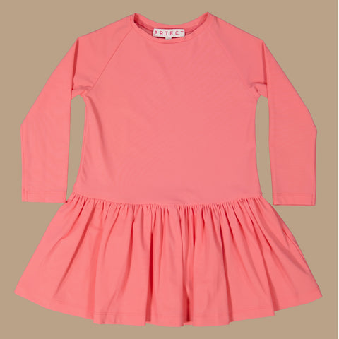 Elsa UV Dress in Peach