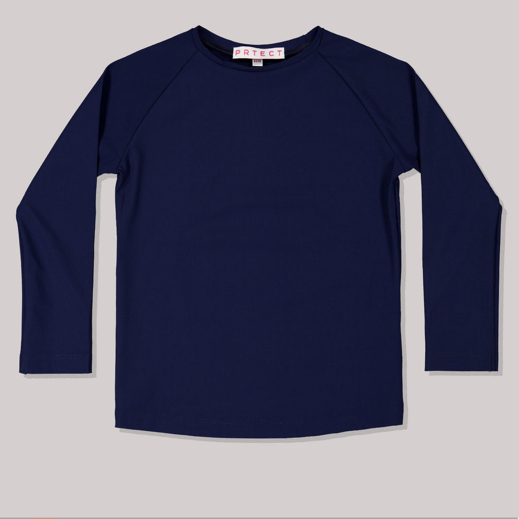 Naples UV Top in navy