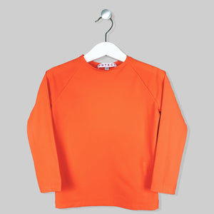 Naples UV Top in orange