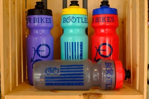 Bootlegger Bikes 24oz Water Bottle