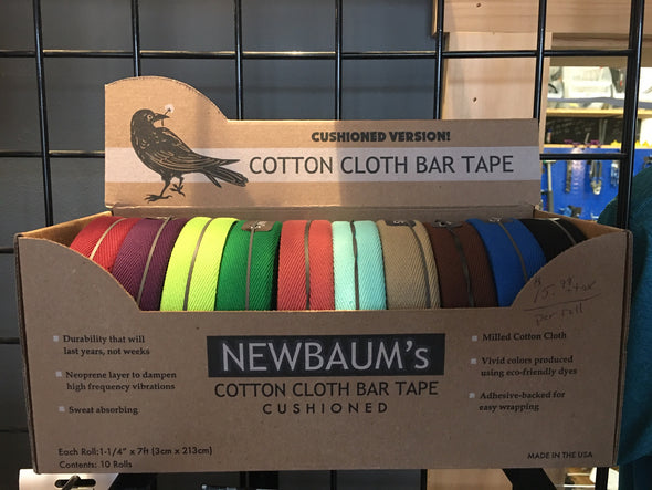 Newbaum Cushioned Cloth Bar Tape