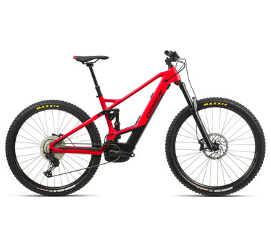 2020 Orbea Wild Full-Suspension H30 - Red