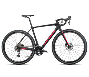 2021 Orbea Terra M30 - Red/Black