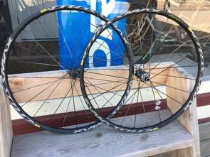 Mavic Crossmax Elite Wheelset - Boost, 29, 6-bolt, XD driver