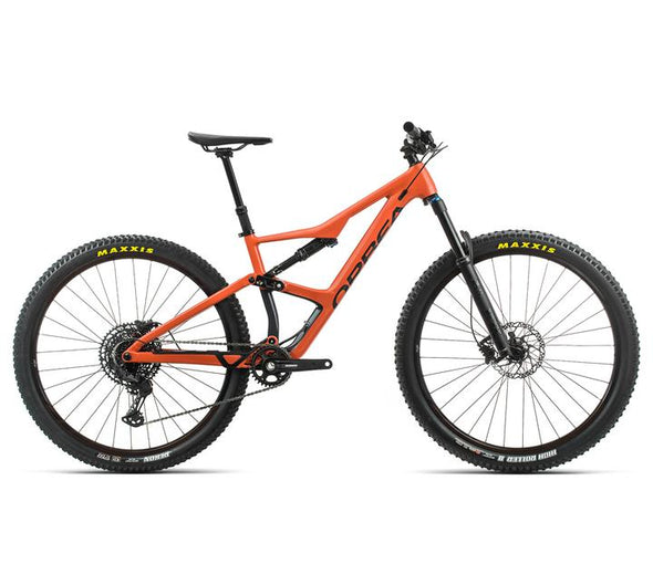 2020 Orbea Occam H20 Eagle - Orange/Blue