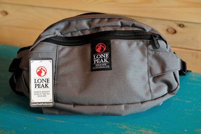 Lone Peak Mill Creek Hip Sack