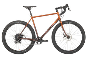 All-City Gorilla Monsoon Bike - 650b, Steel, APEX, Root Beer Keg