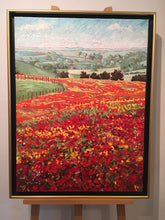 Load image into Gallery viewer, Poppies in Bloom
