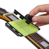 Guitar Bass String Cleaner Instrument Care Scrubber Rub Ultimate Cleaning Tool