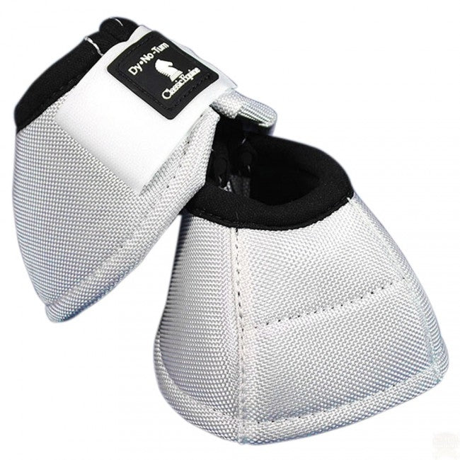 T5144 Plain White - Classic Equine Bell Boot - Rawhide Western Wear