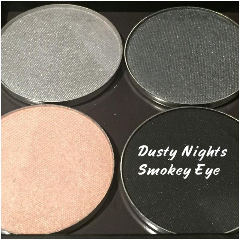 Eye Shadow 4 Pallet - Rawhide Western Wear