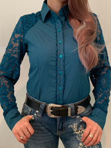 L1320 - BRIELLE Ladies Shirt - Rawhide Western Wear
