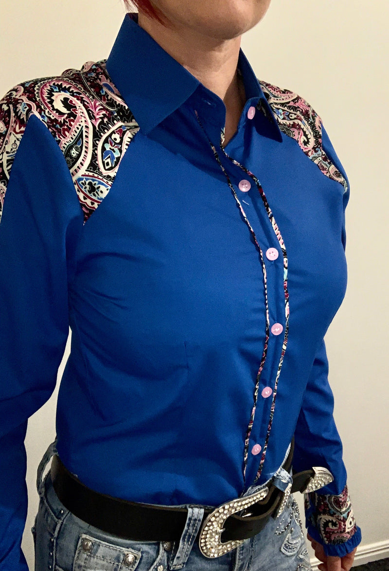L1309 Amy Ladies Shirt - Rawhide Western Wear