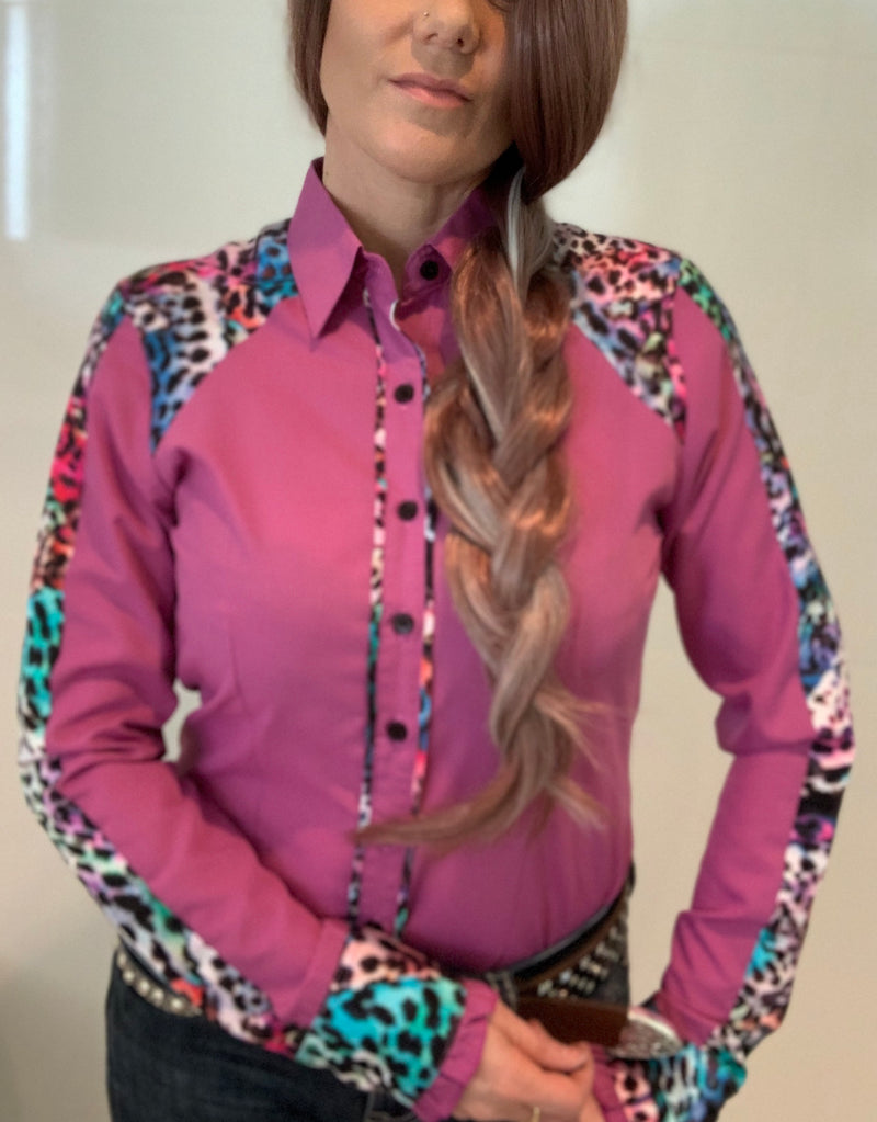 L1281 Dusty Ladies Shirt - Rawhide Western Wear