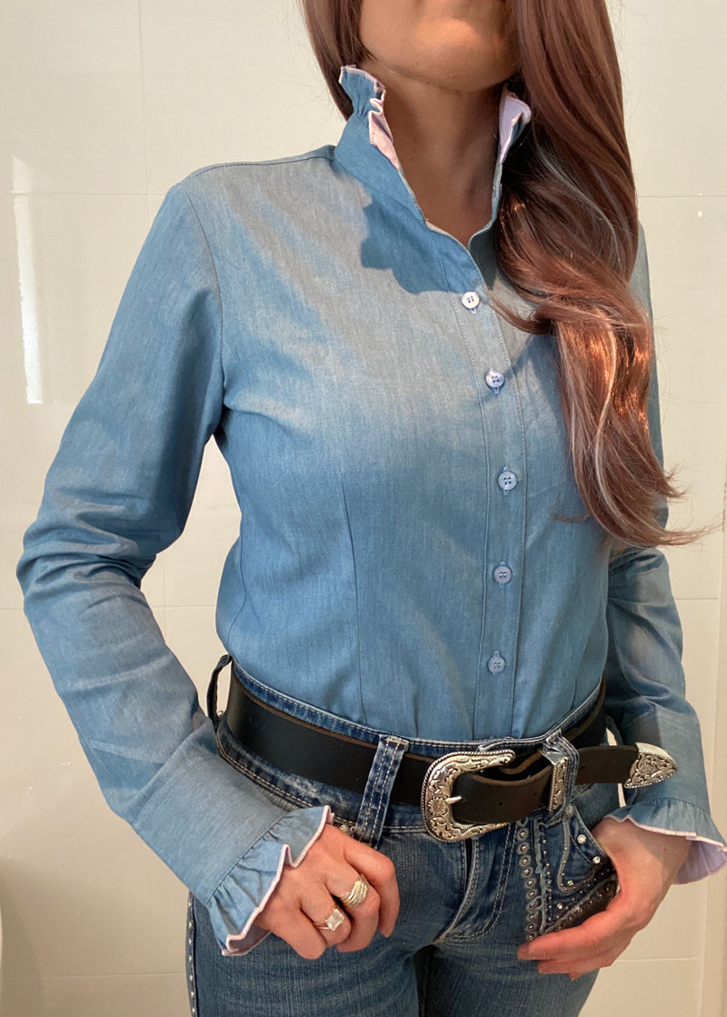L1347- Allesia Ladies Shirt