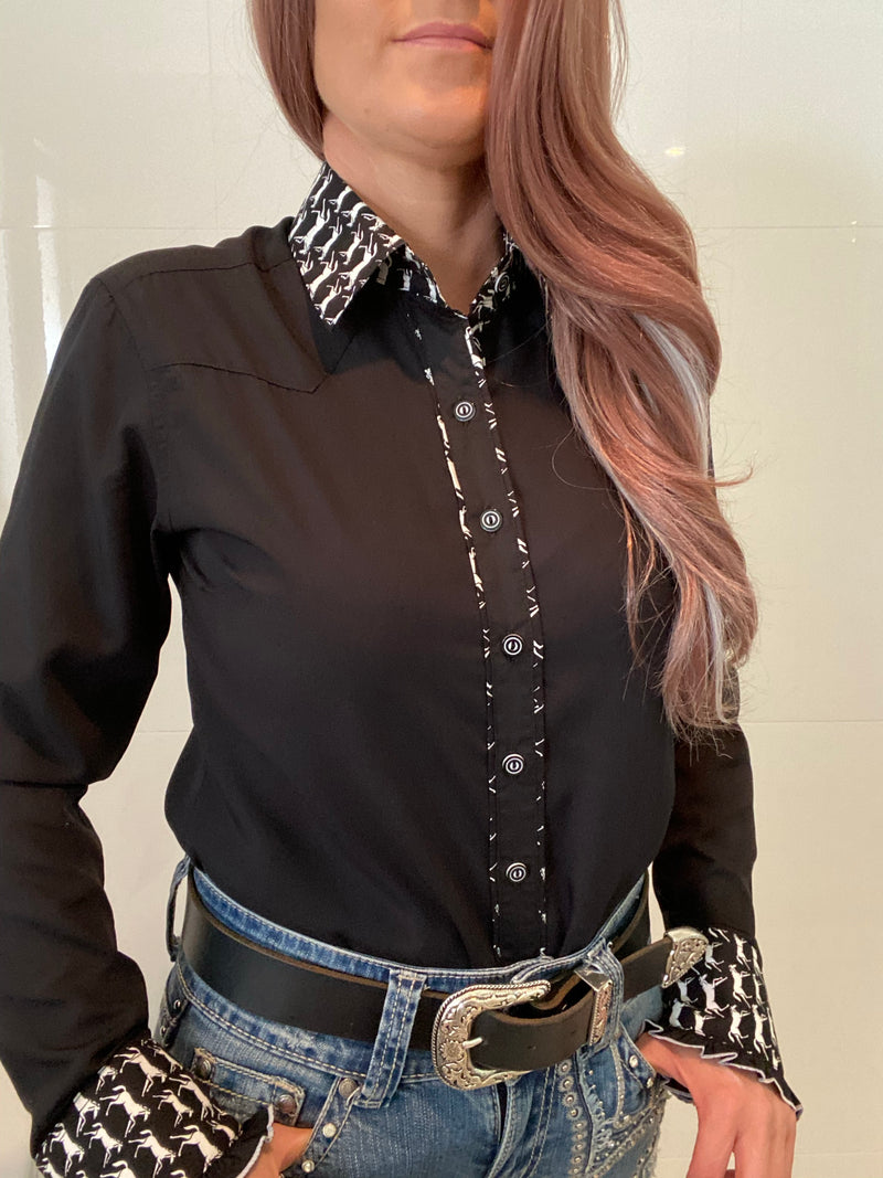 L1360 - Bel Ladies Arena Shirt