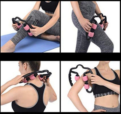 360 Degree Muscle Relaxation Massage Roller