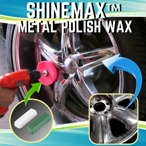 [Promo 30%] ShineMax™ Metal Polish Wax