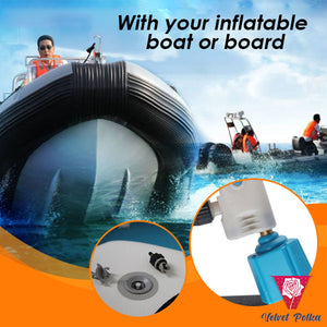 Inflatable Boat Air Valve Adapter