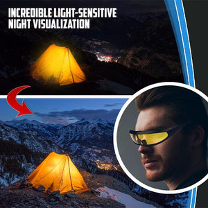 [Promo 30%] DarkSafe Night Vision Glasses