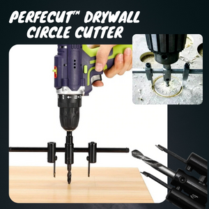 [PROMO 30%] PerfeCUT™ Drywall Circle Cutter