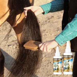 Equine Care + Detangler Hair Treatment