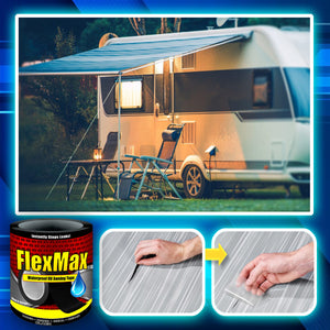 FlexMax™ Waterproof RV Awning Tape