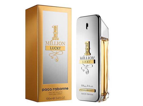 1 Million Lucky Edt 100Ml Hombre