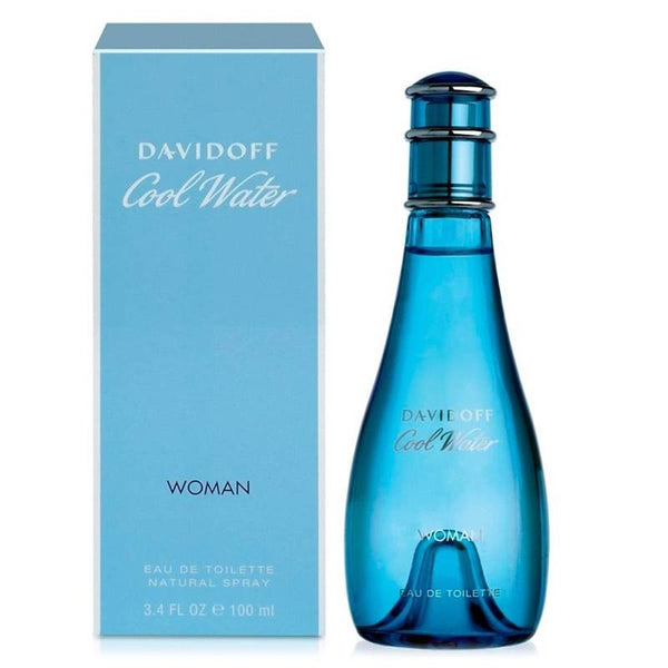 Cool Water 100ML EDT Mujer Davidoff