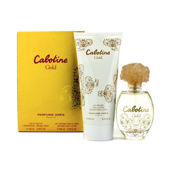 Cabotine Gold Estuche 100ML EDT + Body Lotion 200ML Mujer Gr