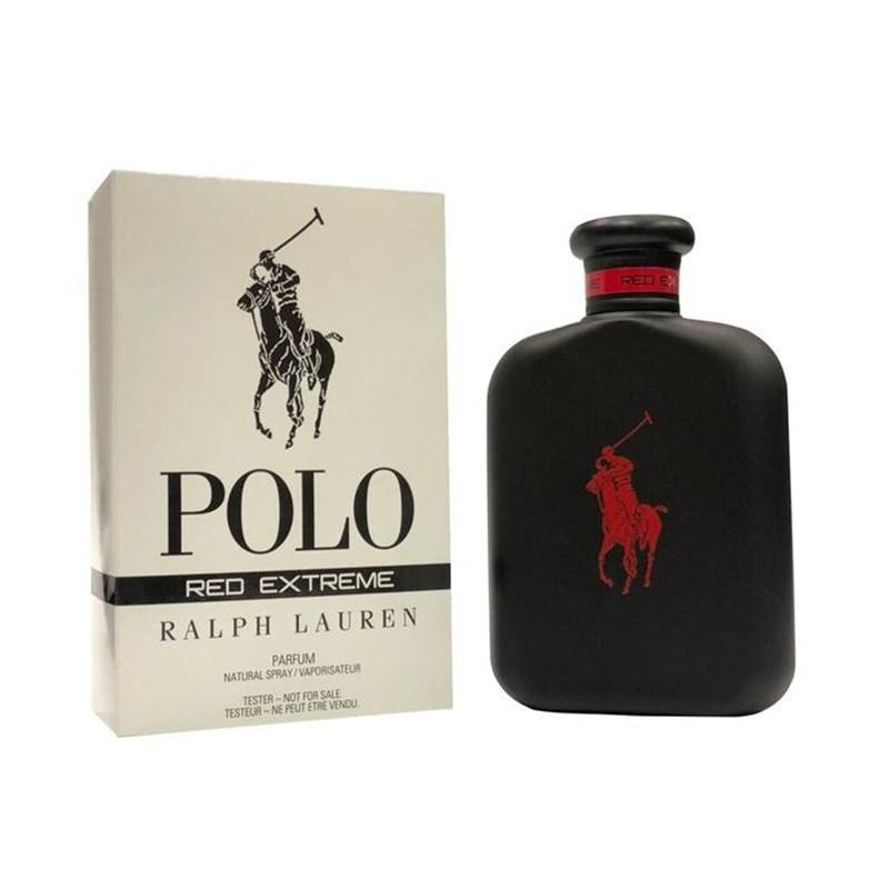 Polo Red Extreme Tester 125ML EDT Hombre Ralph Lauren
