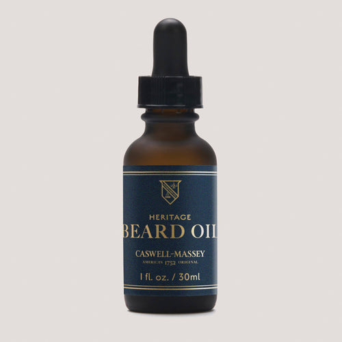 Heritage Face & Beard Oil 1oz