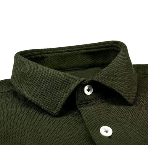 Olive Green Polo