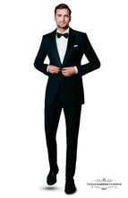 Load image into Gallery viewer, Vitale Barberis- Classic Black Tuxedo