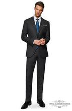 Load image into Gallery viewer, Vitale Barberis- The Charcoal Birdseye Suit