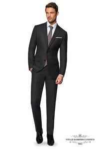 Vitale Barberis- The Charcoal Grey Suit