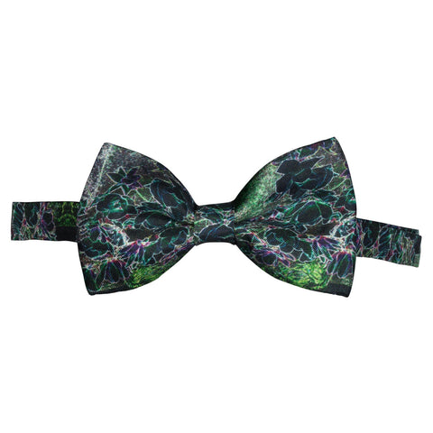 Silk Bow Tie Electric