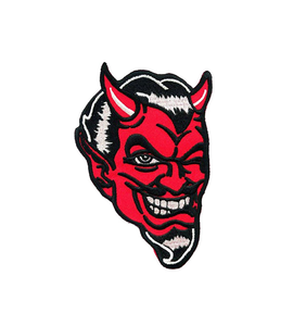Parche Red Devil
