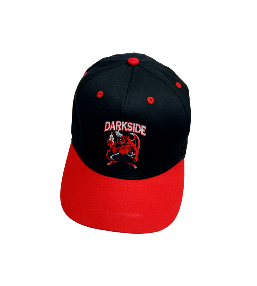 Gorra Devils Own Red and Black