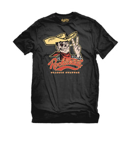 Camiseta  Rocksteady Howdy Charcoal