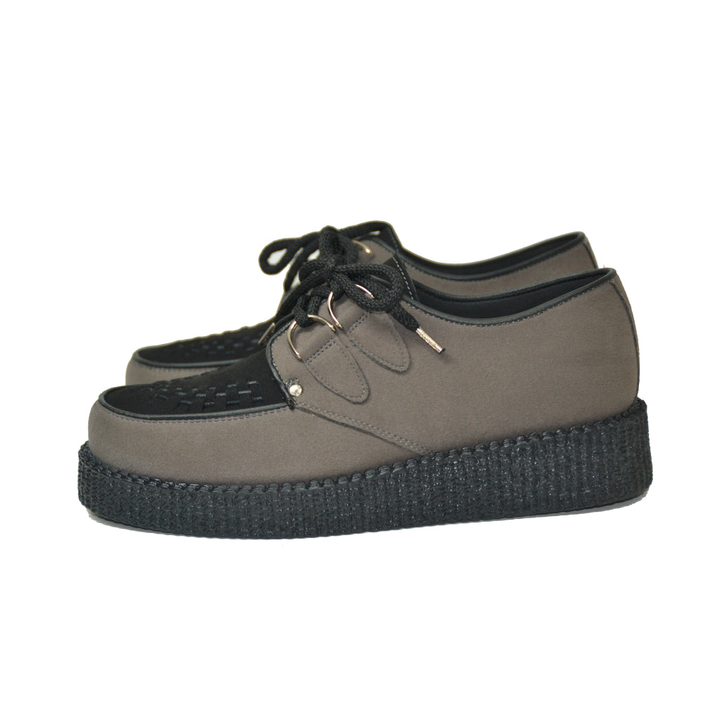 Creepers Grey and Black VEGAN