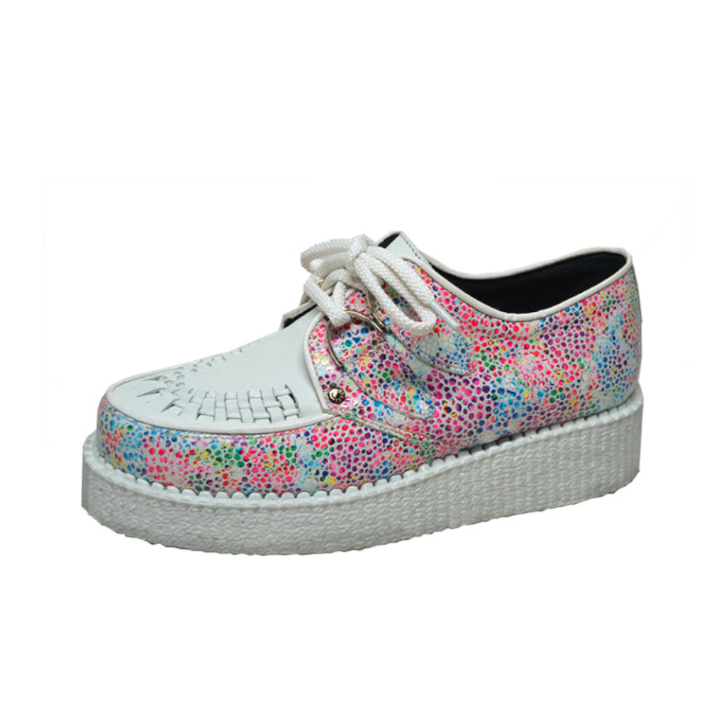 Creepers Spring Print