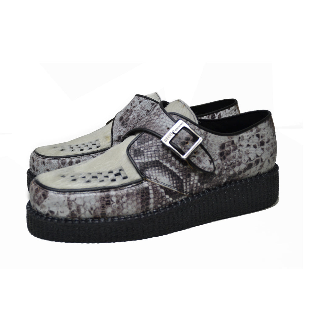Creepers White Snake