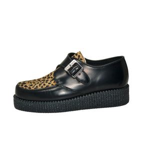 Creepers Black Box and Leopard Capuccino