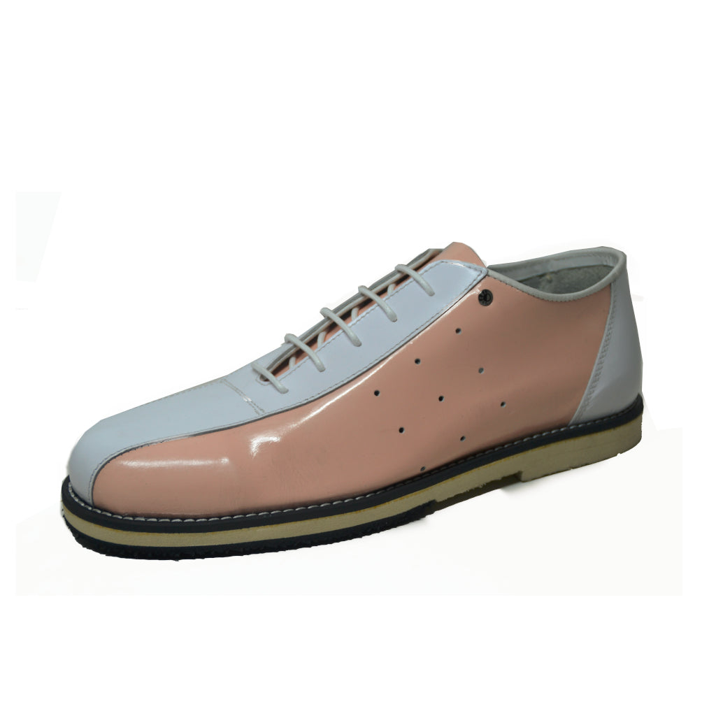 Bowling Shoe in Peach