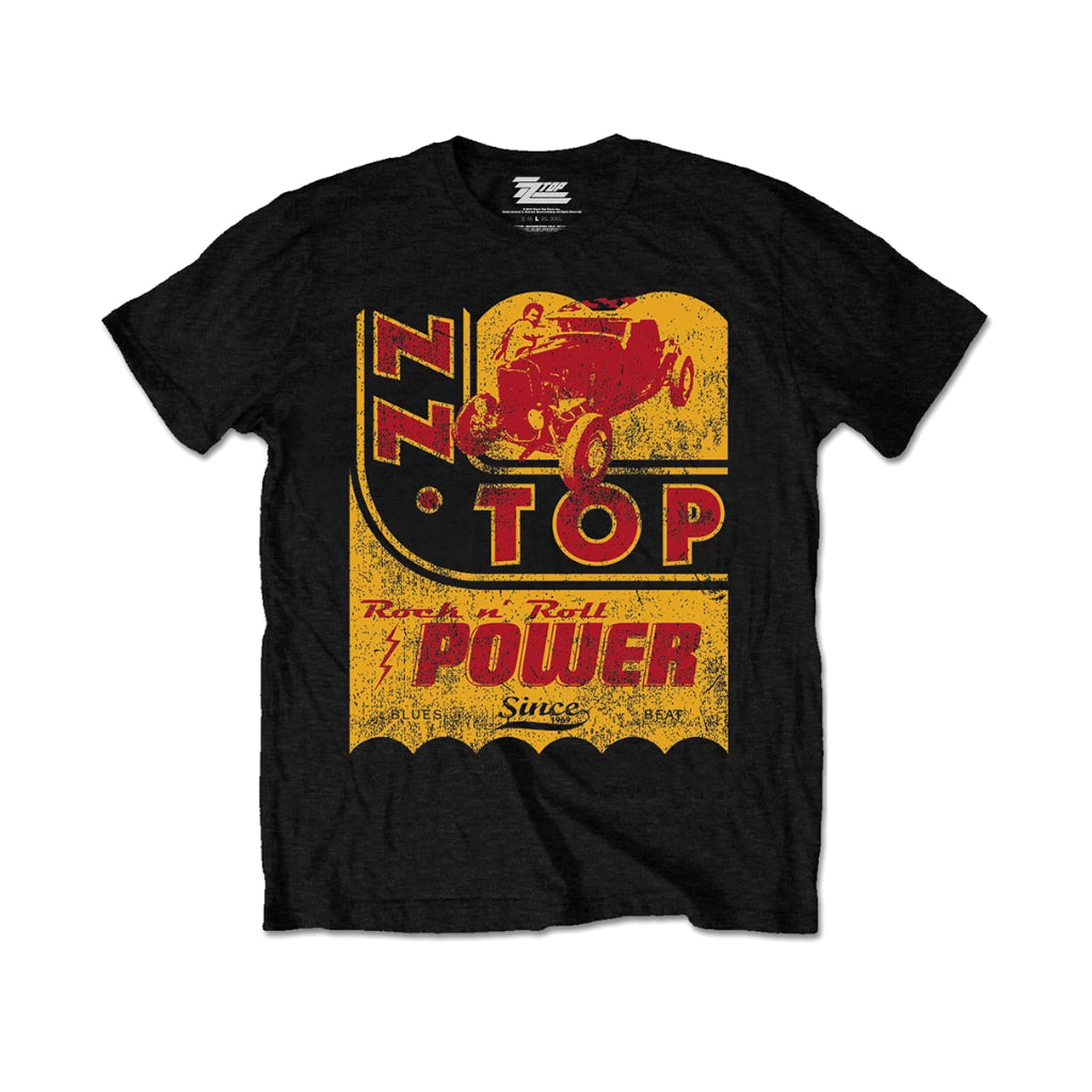 Camiseta ZZ Top Speed Oil
