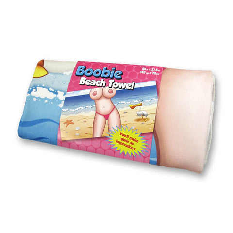 Boobie Beach Towel